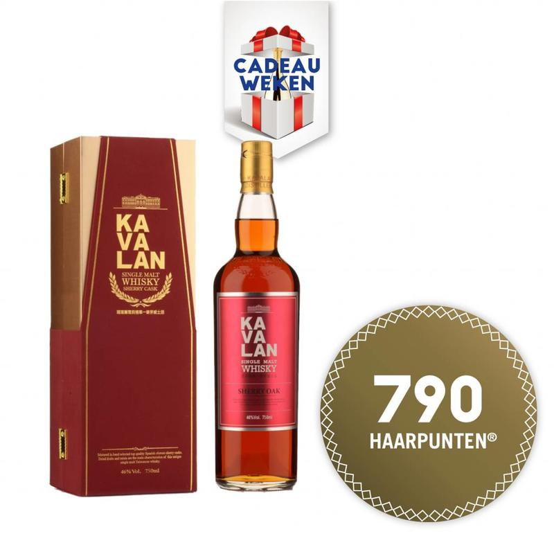 790 Hp | Kavalan Sherry Oak Whisky