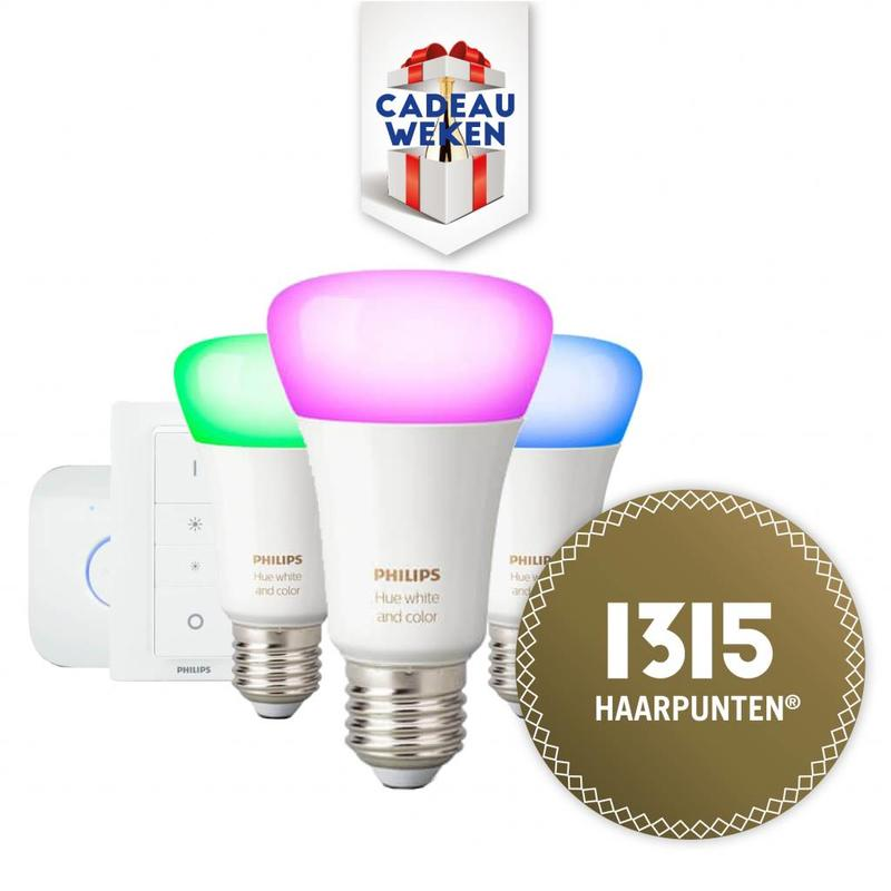 1315 HP | Philips Hue Starterkit