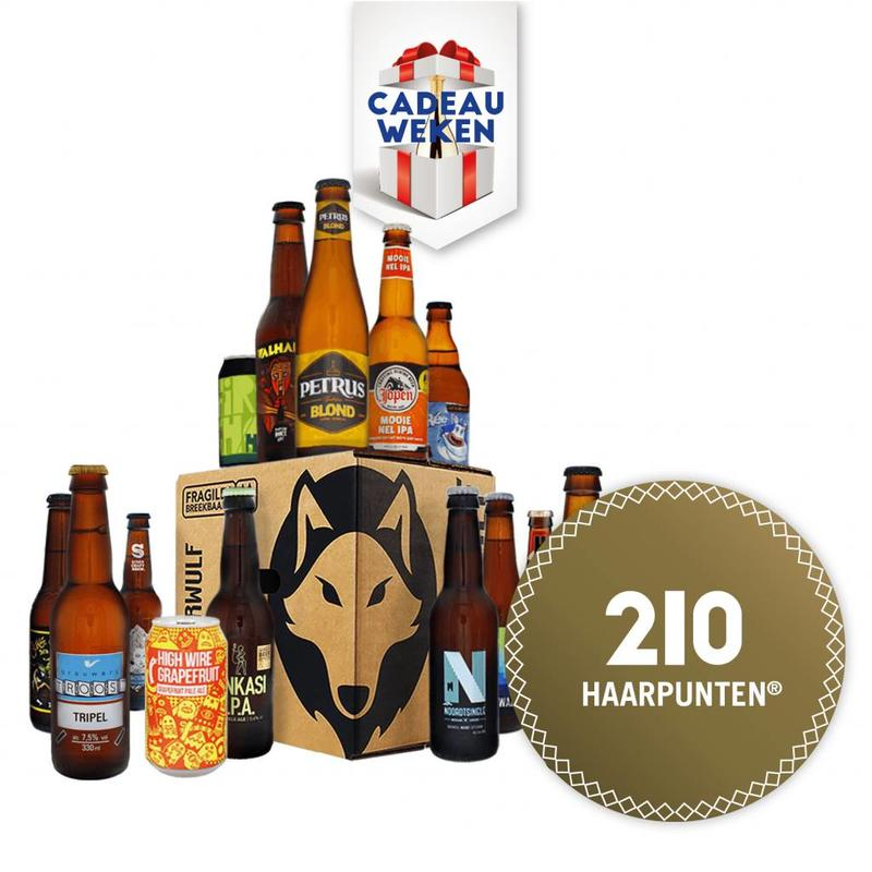 210 Hp | Bierpakket 16 Stuks