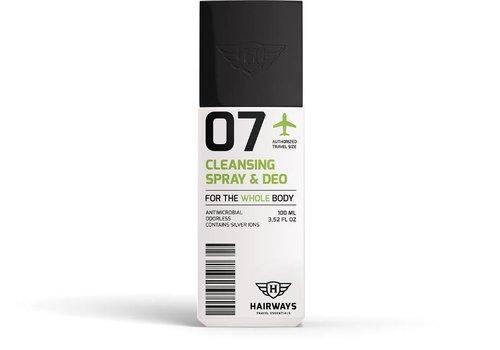 Hairways Hairways 07 Cleansing Spray & Deo 100 ml