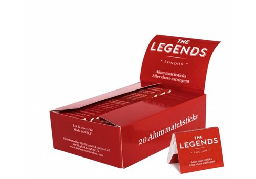 The Legends Aluin Lucifers Display 50 Mapjes