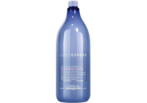 Loreal Loreal Serie Expert Blondifier Gloss Shampoo 1500 ML