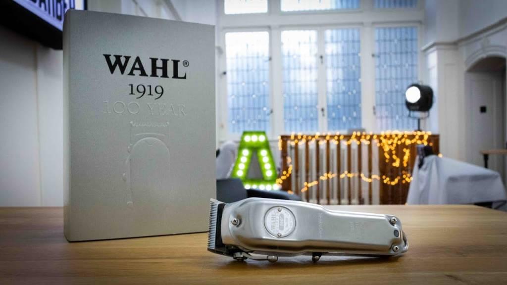 Wahl 100 jaar Limited Edition