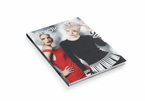 Studio B&G Pure Coiffure Boek 2019-1