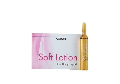 Coyon Soft lotion 20 ampullen à 12 ml.