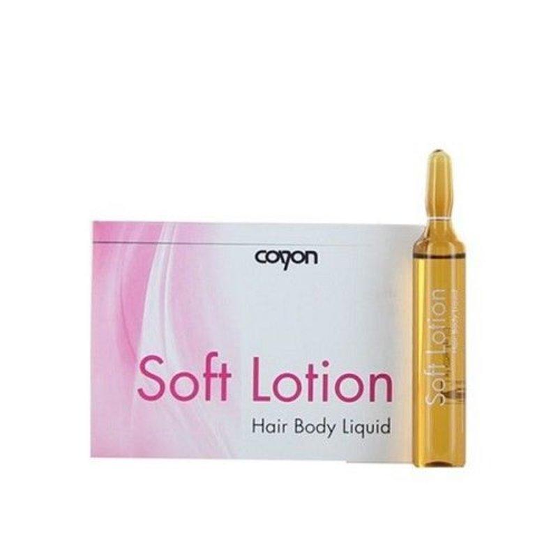 Coyon Soft lotion 20 ampullen à 12 ml.
