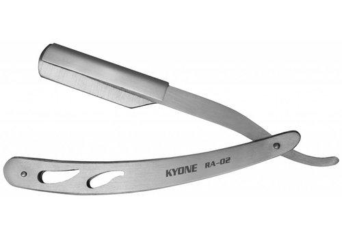 Kyone Kyone Barber RA-02 Razor Mes Inclusief 10 Mesjes