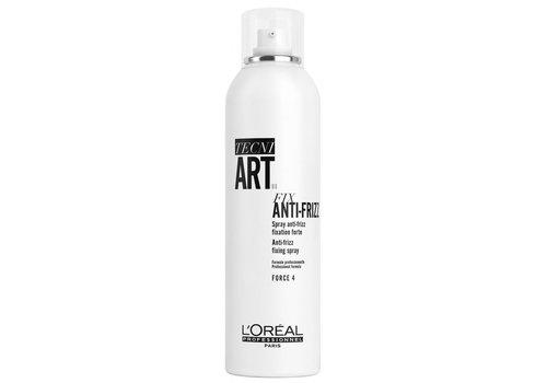 Loreal Loreal Tecni Art Fix Anti-Frizz Spray 250ml