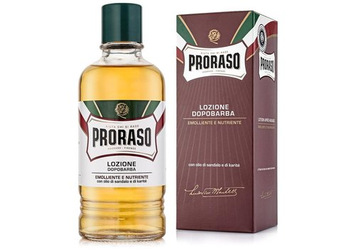Proraso Proraso Rood After Shave Lotion 400 ml