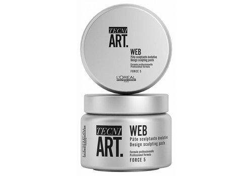 Loreal Loreal Tecni Art Web Sculpting Paste 150ml