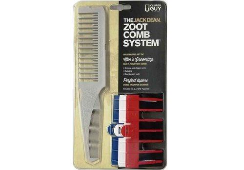 Denman Denman Jack Dean Zoot comb system