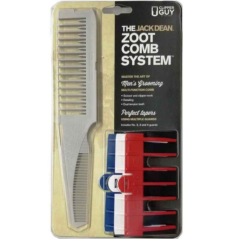 Denman Jack Dean Zoot comb system