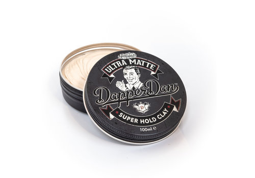 Dapper Dan Dapper Dan Ultra Matte Clay 100ml