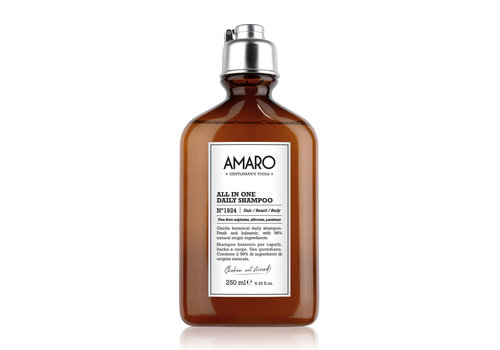 Amaro Amaro All In One Daily Shampoo 250ml