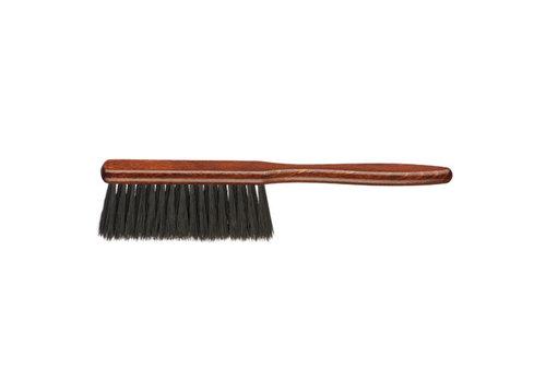 Eurostil Nekkwast Barber Line 6116 puur hout/fiber