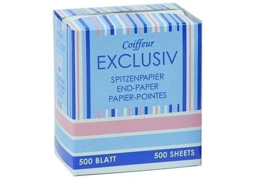 Puntpapier Gevouwen 500 stuks