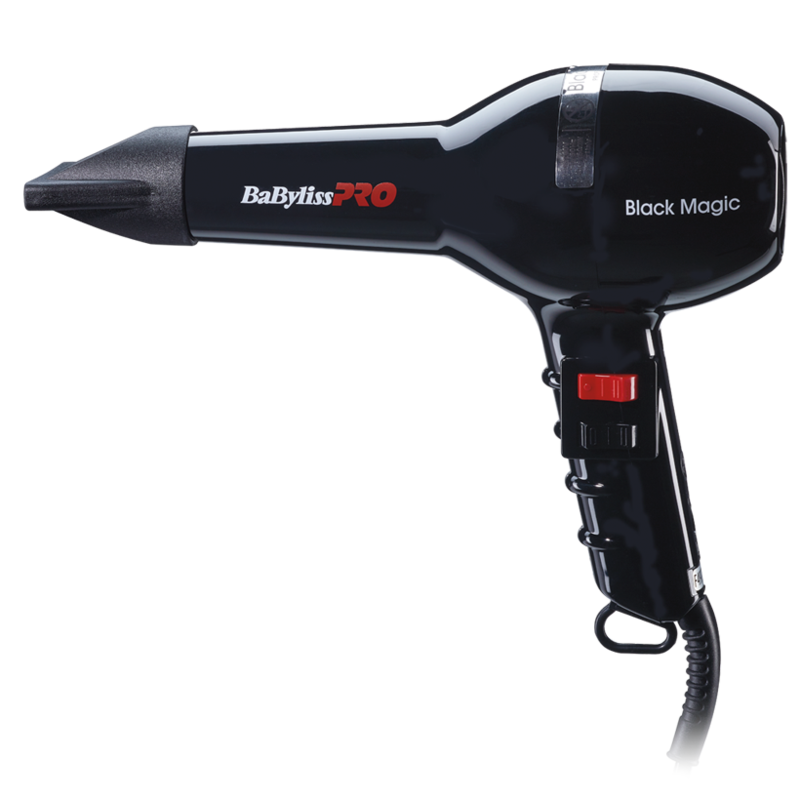Babyliss Black Magic fohn 1400 watt