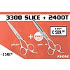 Kyone Kyone Schaar 3300 5.5 set met gratis 2400T 6.0 coupe 30T
