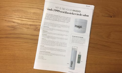 Imago in De Kapper