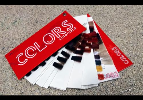 Imago Imago Pro Colors Kleurboek Haarverf