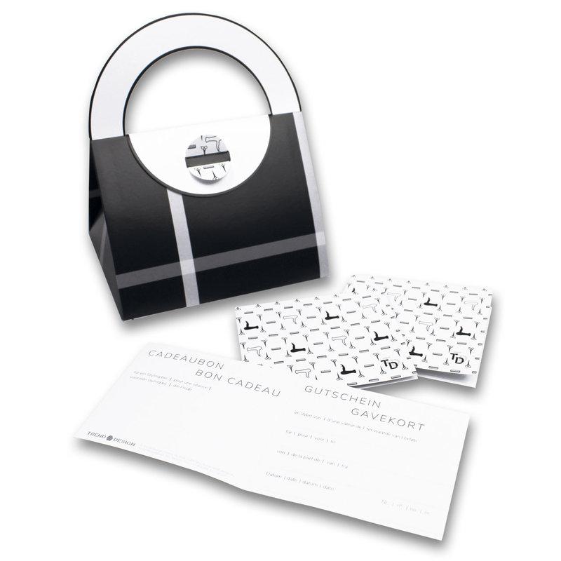 Trend-Design Style Bag Cadeaubonnen 20 stuks