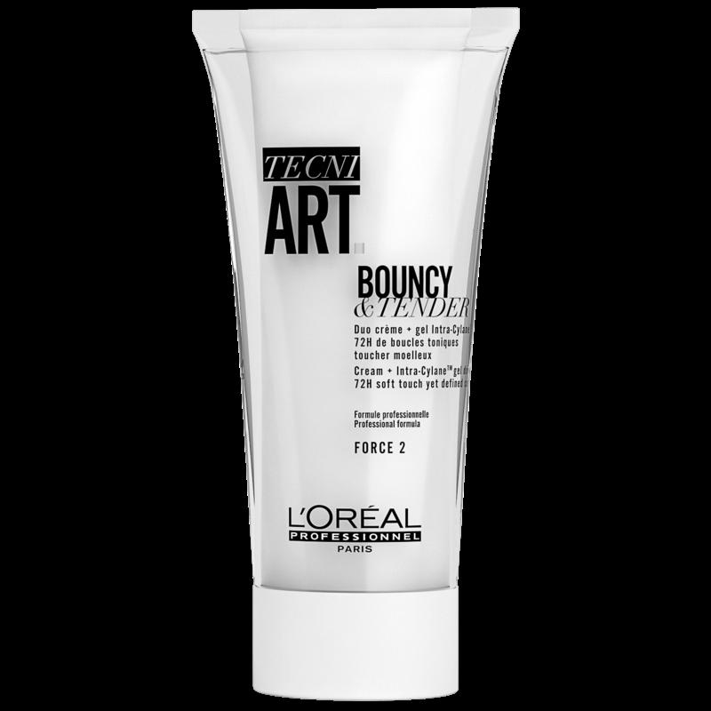 Loreal Tec-Ni-Art Bouncy & Tender 150ml