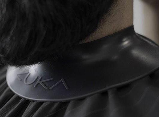 Zuka, de nieuwe halskraag 2.0
