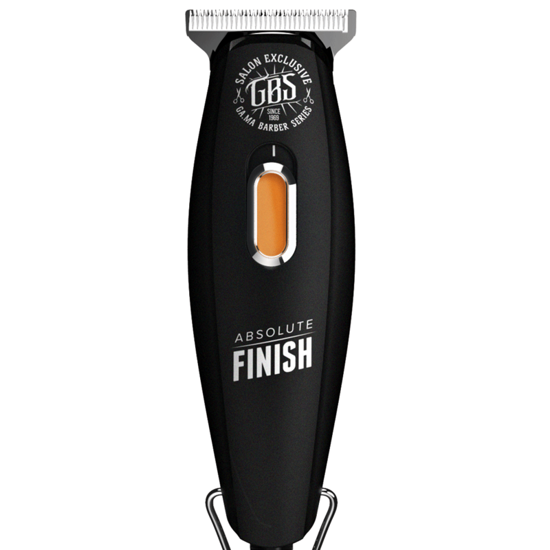 Ga.Ma Barber Series Absolute Finish Trimmer