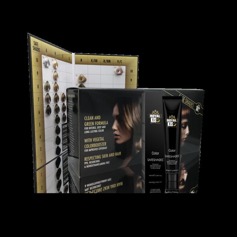 Royal Kis Color SafeShades Introduction Box