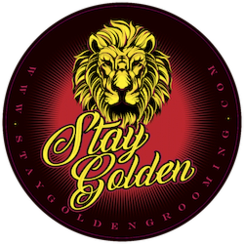 Stay Golden Strong Pomade 120ml