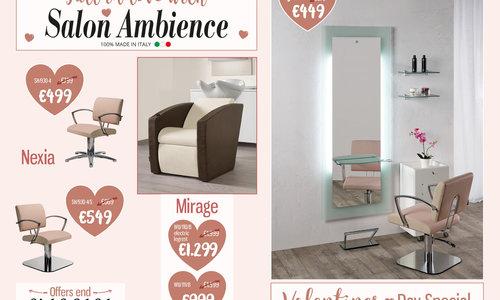 Salon Ambience x Valentijn