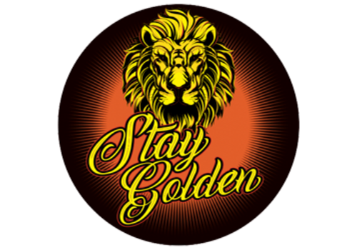 Stay Golden Stay Golden Medium Pomade Oranje 120ml