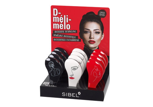 Sibel Sibel D-Meli-Melo Line Art Borstel