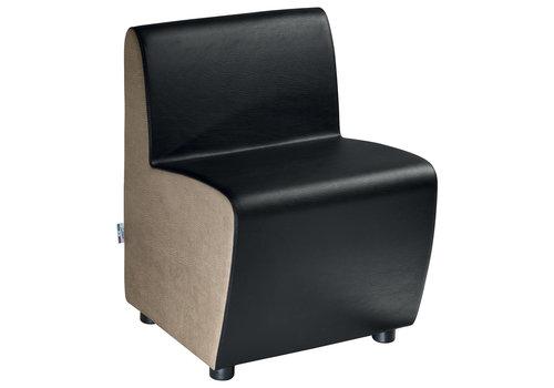 Luca Rossini LR Scala Waiting Chair