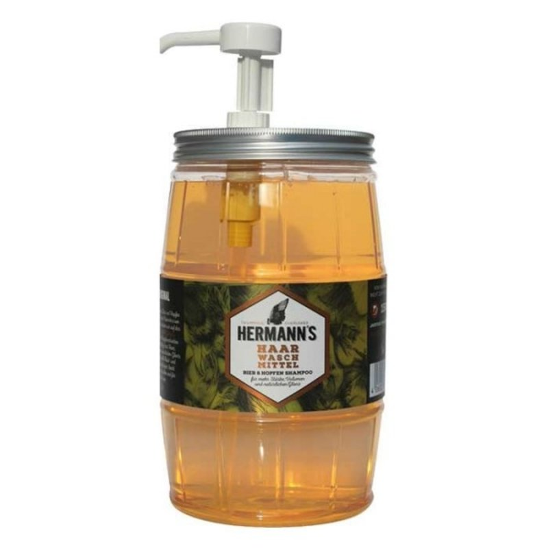 Hermann's Bier & Hop Shampoo 1500ml