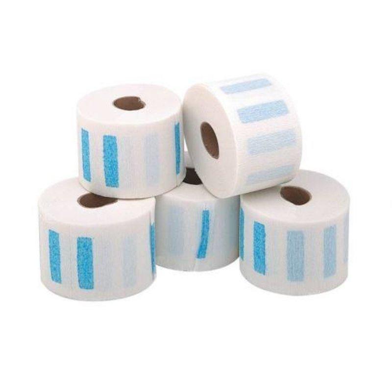 Nekpapier wegwerp op rol 5 stuks