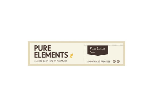 Pure Elements Colors Ammoniavrije Haarkleuring 100ml