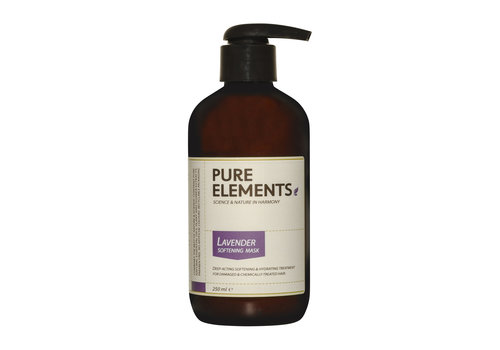 Pure Elements Lavender Softening Mask