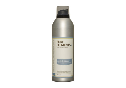 Pure Elements PE Lime Blossom Medium Hold Finishing Spray 300ml