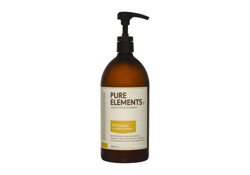 Pure Elements Pomp Zwart Literfles