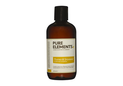 Pure Elements Tea Tree & Spearmint Clarifying Shampoo