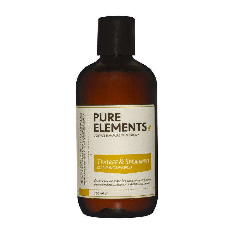 Tea Tree & Spearmint Clarifying Shampoo