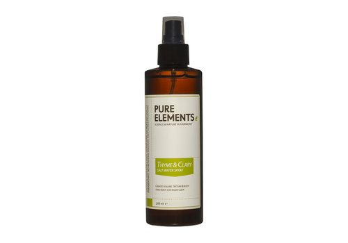 Pure Elements Thyme & Clary Salt Water Spray 200ml