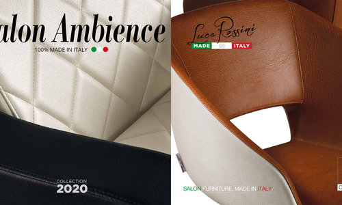 Salon Ambience & Luca Rossini Promoties