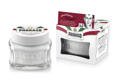 Proraso Proraso Wit Pre-Shave Creme 100ml