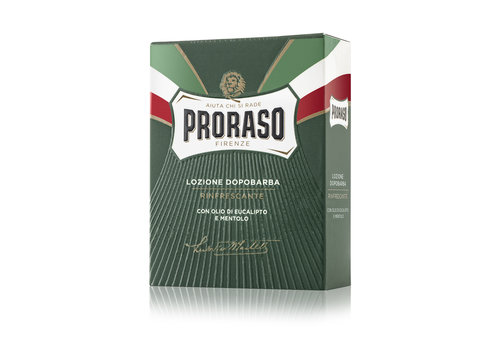 Proraso Proraso Aftershave Lotion Groen 100ml