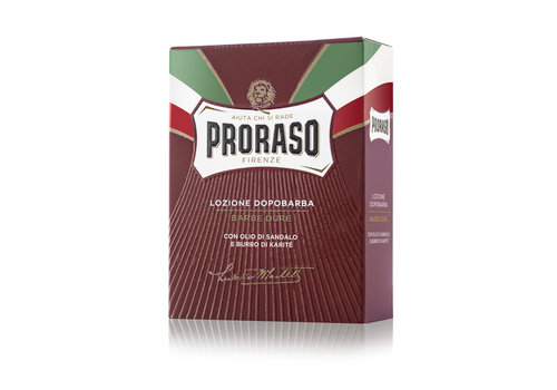 Proraso Proraso Rood After Shave Lotion 100 ml