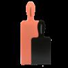 Framar Framar Blondeerplank Paddle Pack Black & Peach