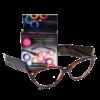 Framar Framar Brilbeschermers Eye Glass Black 200st