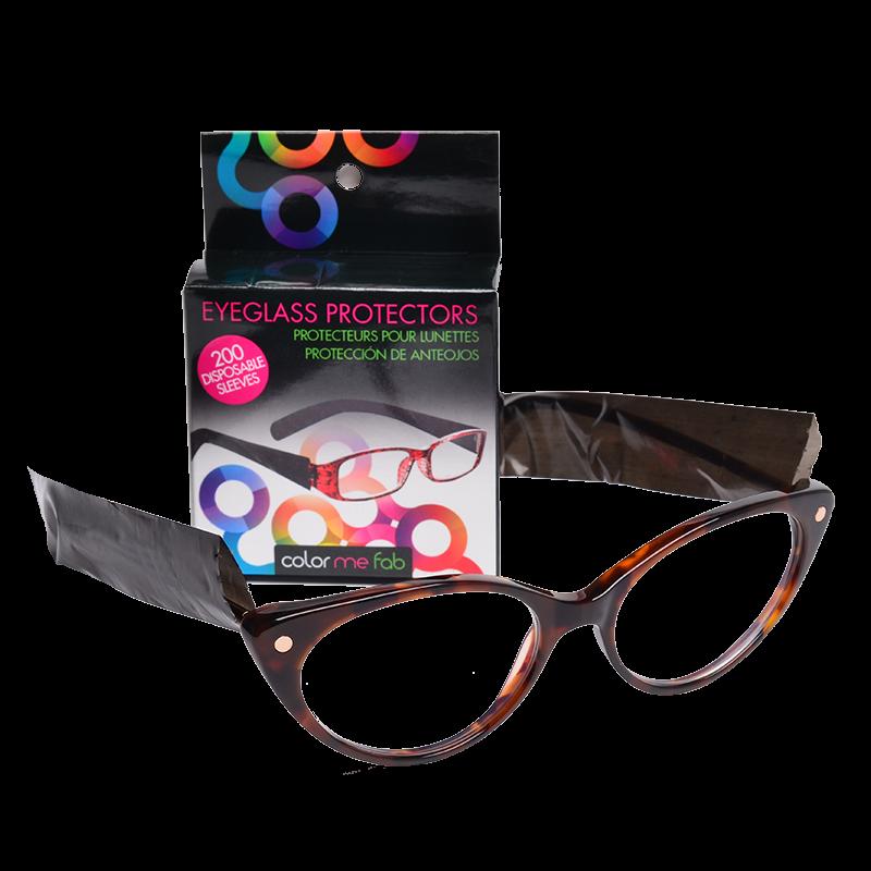 Framar Brilbeschermers Eye Glass Black 200st